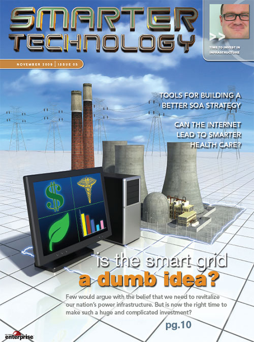 Smarter Technology September 2011